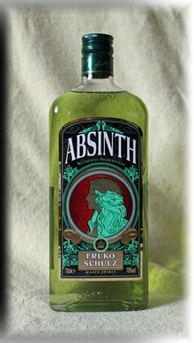 ABSINTHE FRUKO SCHULZ MAGIC