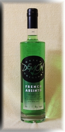 ABISINTHE LEMERCIER GREEN DEMON