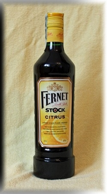 STOCK FERNET CITRUS