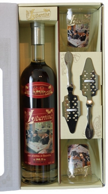 ABSINTHE GIFT SET LIBERTINE 68 BIG