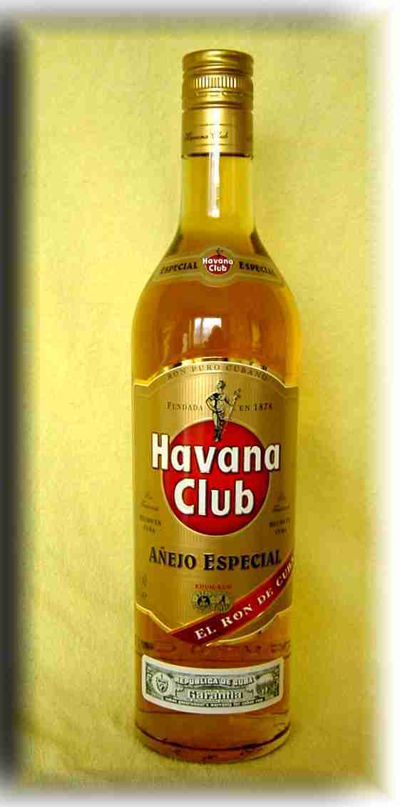HAVANA CLUB RUM ANEJO ESPECIAL (5 years)