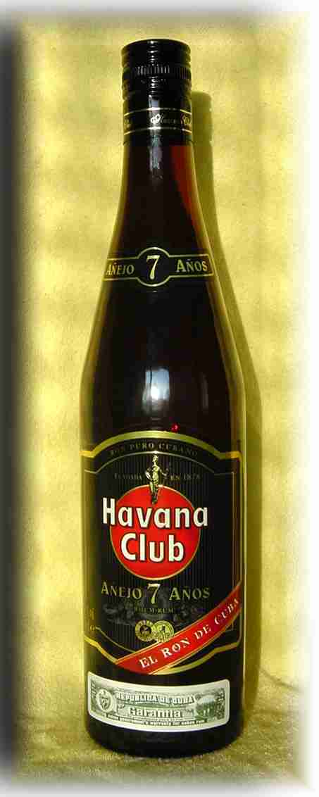 HAVANA CLUB RUM 7 ANEJOS (7 years)