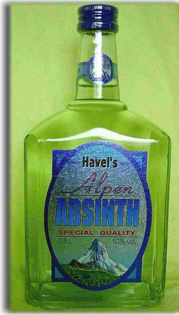 HAVEL`S ALPEN ABSINTHE