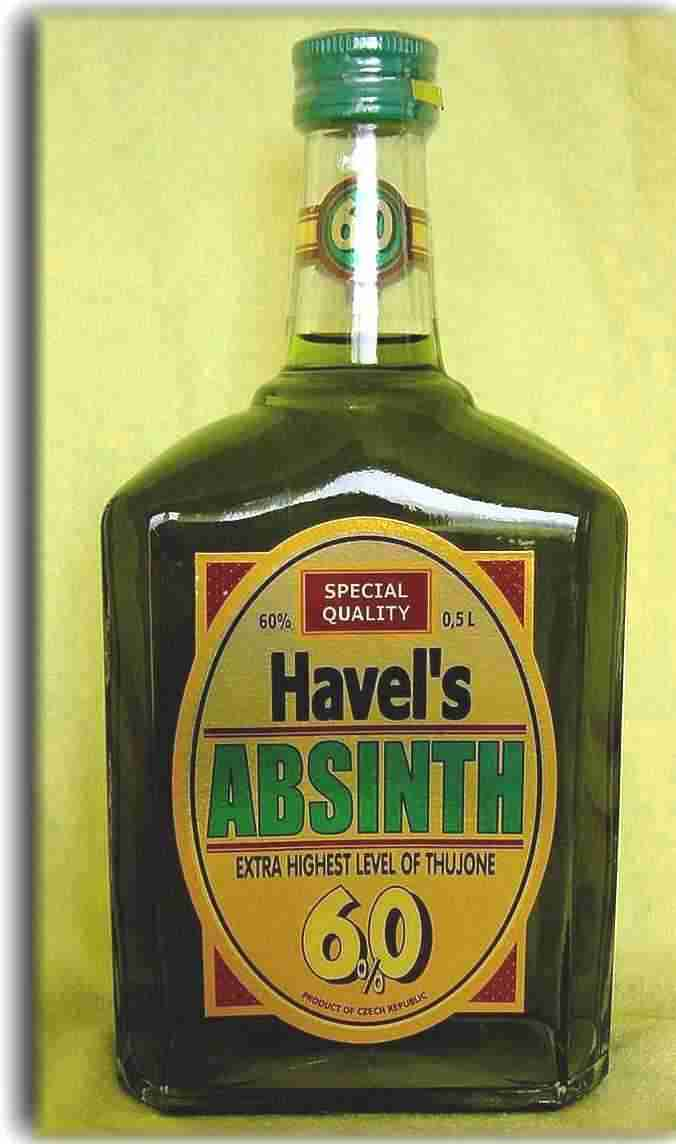 HAVEL`S ABSINTHE