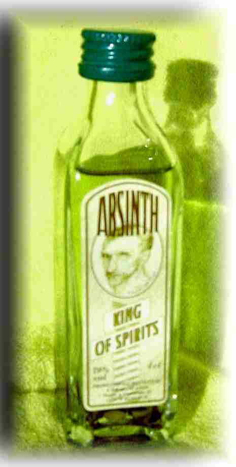 KING OF SPIRITS MINI ABSINTHE