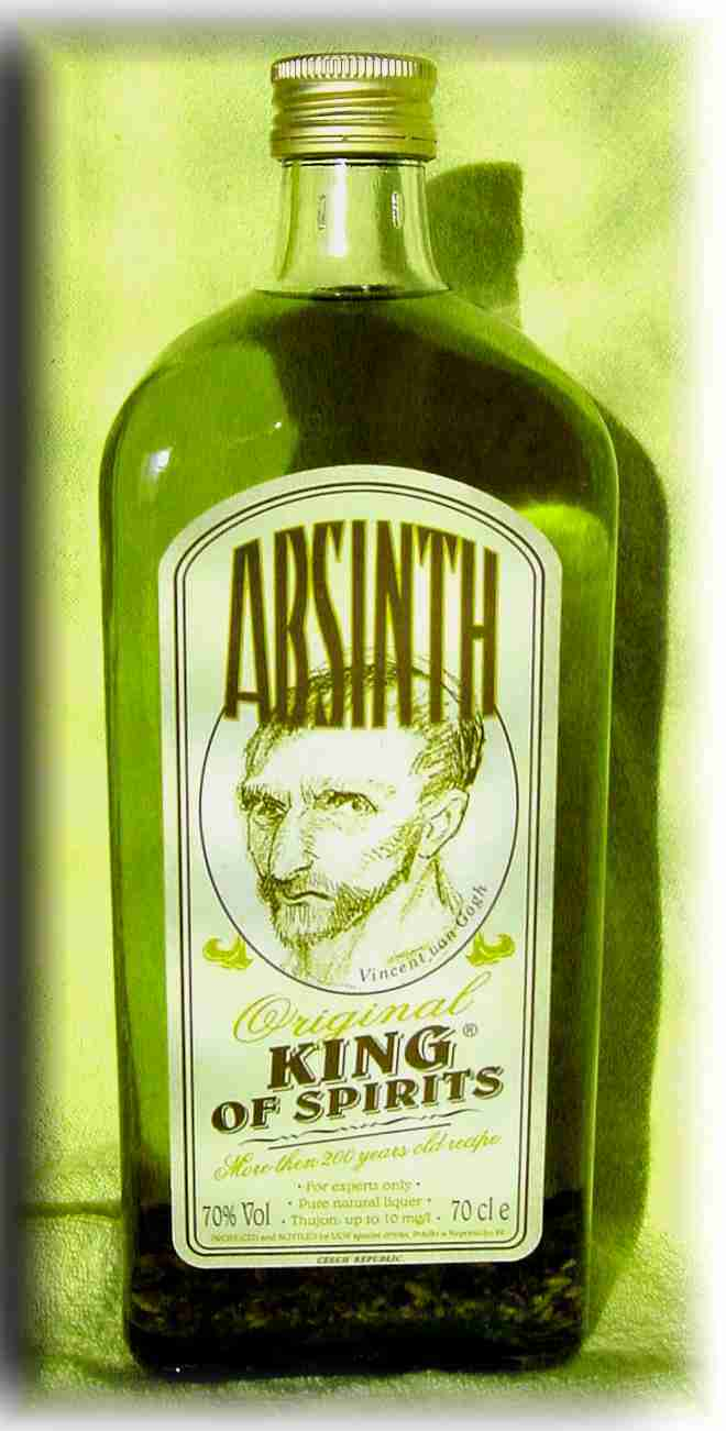KING OF SPIRITS ABSINTHE