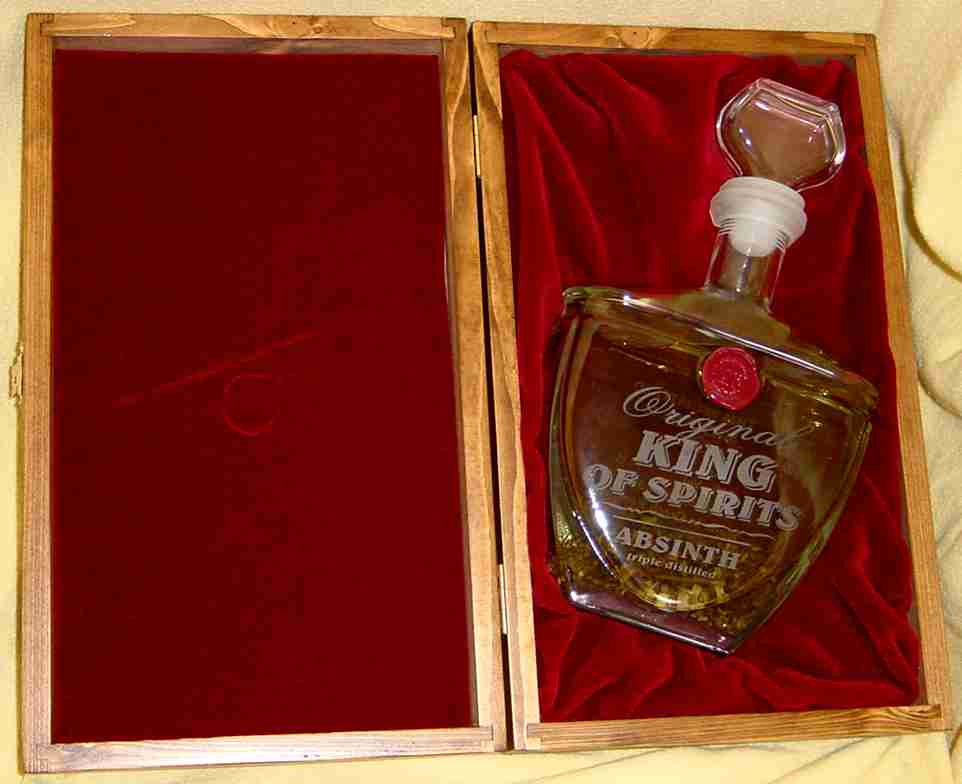 KING OF SPIRITS LIMITED EDITION BOX
