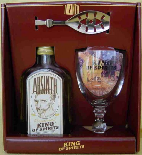 KING OF SPIRITS PRESENT SET