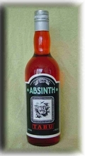 TABU RED ABSINTHE
