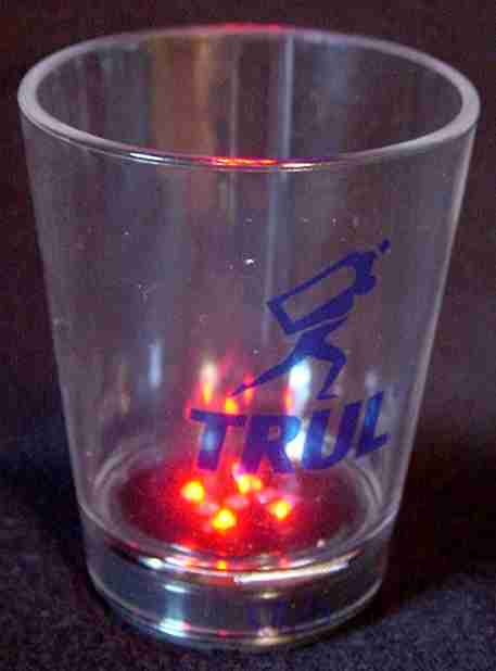 TRUL LED ABSINTHE GLASS