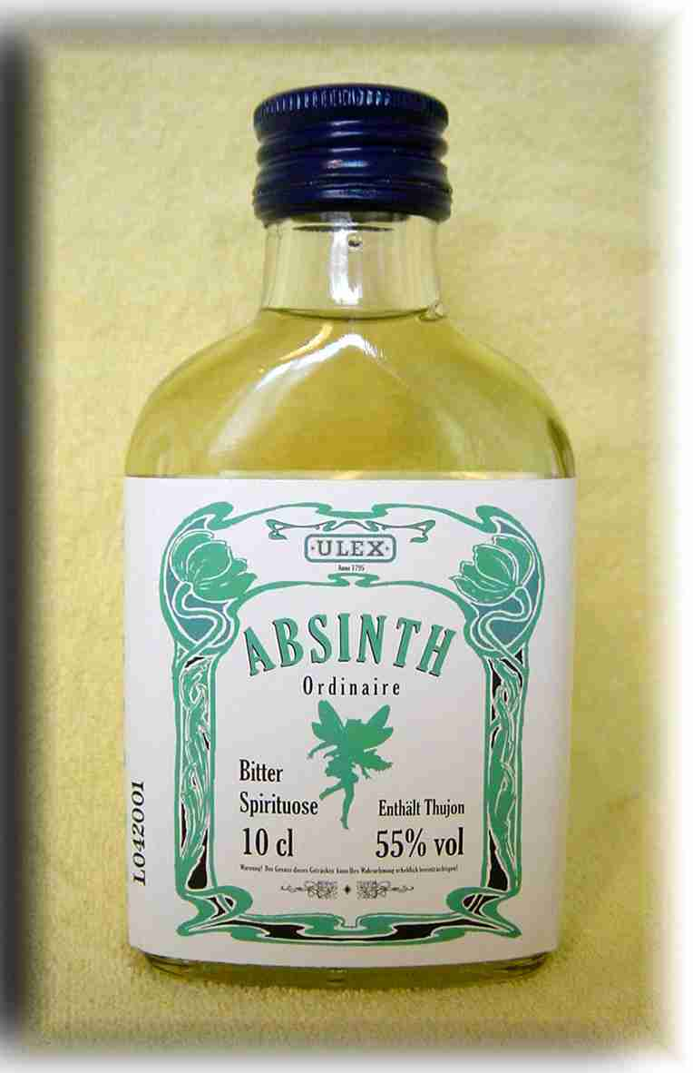 ULEX ORDINAIRE ABSINTHE MINI